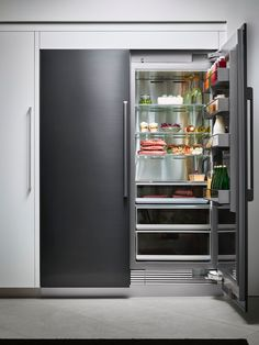 Great Dacor Introduces the Modernist Collection of Luxury Appliances Residential Products Online fridge