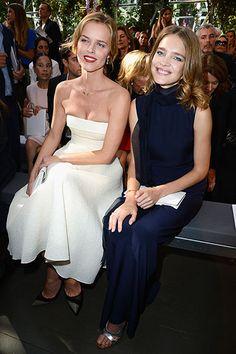 Paris Fashion Week Spring 2014: Parties & Front Row