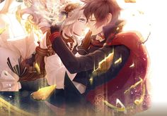 Code: Realize (Cardia&Lupin)