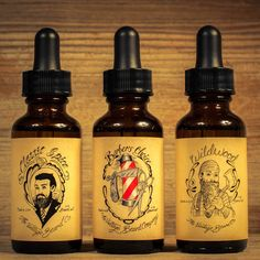 Our Trio is the perfect combination of all-natural ingredients to help nourish and tame the beard while providing an awesome variety of scents that are sure to work for any occasion! We're a Veteran-Owned company with Fast & Free shipping!