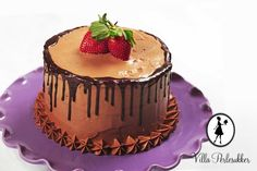 Sjokoladekake for store og små