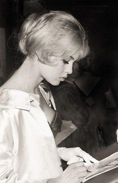missbrigittebardot: Brigitte Bardot, 1950s