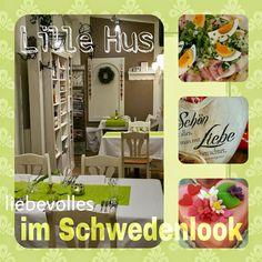 Lille Hus - Das Café mit Geschenkideen im Landhaus- und Shabby Stil: Neue Einblicke Shabby, Kitchen, Rural House, Homes, Gifts, Cuisine, Cooking, Home Kitchens, Kitchens