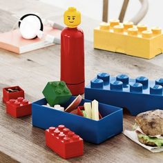 Lego Lunch Collection by Room Copenhagen