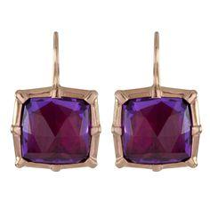 Bella 1-Drop Earrings