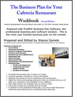 How to write a catering business plan