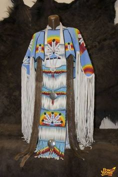 Native American Regalia Traditional Style Dress - wonder what nation this is ?