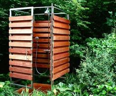 Portable Outdoor Shower Designs Portable Outdoor Showers