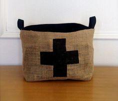 XL Coffee Sack Baskets