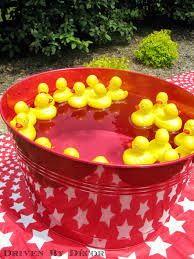 farm themed birthday party games duck - Google Search
