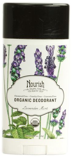 Nourish Organic Deodorant Lavender Mint -- oz Nourish no aluminum deodarant but you do have to reapply Deodorant, E Bay, Insta Makeup, Makeup Junkie, Helpful Hints, Handy Tips, Body Care, Cruelty Free, Beauty Hacks