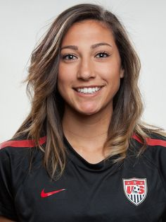 Post with 0 votes and 131 views. Christen Press from the US women's soccer team Football Players Images, Female Football Player, Usa Soccer Team, Soccer League, Soccer World, Play Soccer, Football Team, Athletic Women, Female Athletes