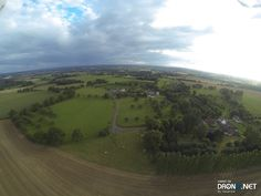 Aerial drone photo by Xavdrone Aerial Drone, France, Golf Courses, French