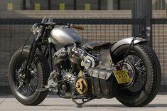 Milwaukee V-Twin Forum - Community & Infos über Harley-Davidson - Panhead-Pic`s