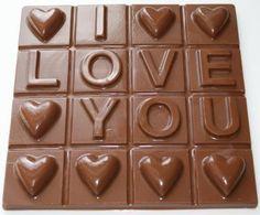 love...chocolate
