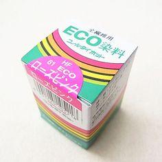 コールダイホット col.61 ローズピンク みや古染 ECO染料