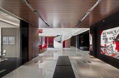 Robarts Spaces - Ogilvy & Mather - Shanghai