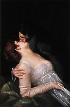 """""""The Kiss"""" by G. Baldry"""