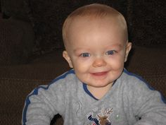 Lucas, 9 months old, died due to abuse at the hands of a care giver.
