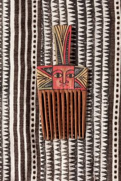 lemlem — Hand Painted Wooden Comb