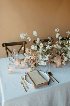 Dessert Table Decor, Reception Table Decorations, Wedding Table Centerpieces, Wedding Decorations, Centerpiece Ideas, Chapel Wedding, Wedding Menu, Boho Wedding, Dream Wedding