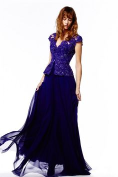 Reem Acra Pre Fall Collection for 2014