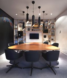 Boutique Meeting Space in Glasgow's Headquarters