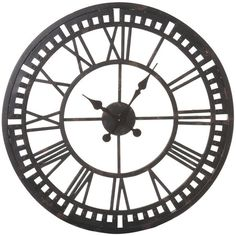 I pinned this Bradford Wall Clock from the Midwest-CBK event at Joss and Main!