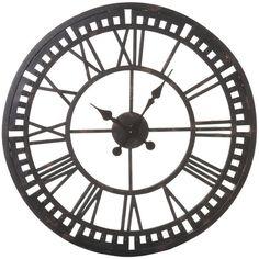 Bradford Wall Clock at Joss & Main
