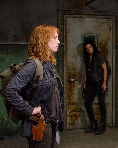 The Walking Dead Season 6, Episode 13 'The Same Boat'  Paula Chelle
