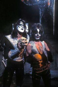 Los Kiss, Kiss Group, Kiss Pictures, Kiss Images, Detroit Rock City, Kiss Members, Vinnie Vincent, Eric Carr, Peter Criss