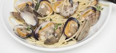 Chad Colby's Spaghetti with Clams