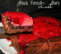 Black forest lust bars