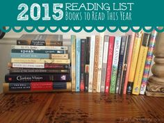 """The Top """"Must-Read"""" Books for 2015 