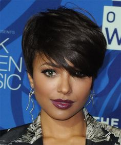 Short Wigs For African American Women The Same As The Hairstyle In The Pictur. Short Wigs For African American Women The Same As The Hairstyle In The Picture - Human Hair Wigs For Black Women Short Curly Wigs, Short Thin Hair, Short Hair Cuts, Short Pixie, Long Hair, Pixie Cut, Weave Hairstyles, Straight Hairstyles, Cool Hairstyles