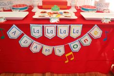 Elmo's World Birthday Party Ideas | Photo 1 of 14 | Catch My Party