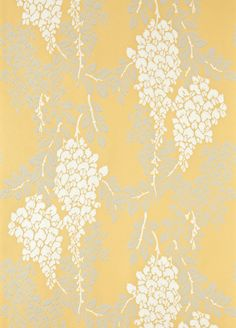 Wisteria wallpaper from Farrow and Ball - BP 2212