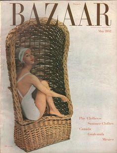 Harpers Bazaar May 1952 - EphemeraForever.com