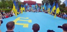 Ukrayna-Kırım kardeşliği.