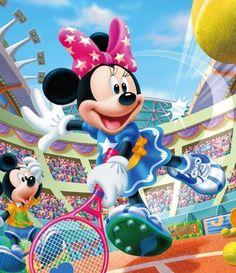 Disney's Mickey & Minnie:) Minnie Mouse Cartoons, Mickey Mouse Images, Minnie Mouse Pictures, Mickey Mouse And Friends, Disney Pictures, Disney Cartoons, Disney Pics, Disney Posters, Disney Stuff