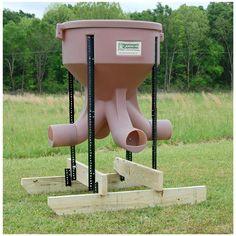 deer feeders | ... Plots / Feeders / Southern Outdoor Technologies MAX-250 Deer Feeder
