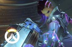 Overwatch: Finalmente a heroína Sombra surge na luz