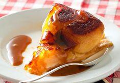 Voir la recette de la Tarte aux pommes et à la compote >>