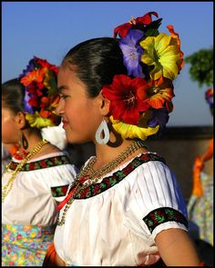 Young Mexican Folk Dancer by kbraz.deviantart.com on @deviantART