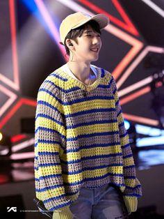 Ha Yoonbin | YG Treasure Box ✨ || 1:1 STAGE BEHIND CUT