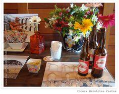Boteco | Quero uma festa | decorações imprimíveis e festas personalizadas