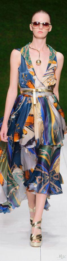 Spring 2017 Ready-to-Wear Laura Biagiotti