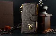 Louis Vuitton iPhone 7 Case Folio Monogram