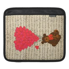 =>quality product          Teddy bear and heart iPad sleeves           Teddy bear and heart iPad sleeves in each seller & make purchase online for cheap. Choose the best price and best promotion as you thing Secure Checkout you can trust Buy bestDeals          Teddy bear and heart iPad slee...Cleck Hot Deals >>> http://www.zazzle.com/teddy_bear_and_heart_ipad_sleeves-205891528711419127?rf=238627982471231924&zbar=1&tc=terrest