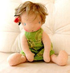 Waldorf  doll / Louie Louie Bebe